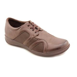 Softwalk Women's 'Topeka' Leather Athletic Shoe - Narrow