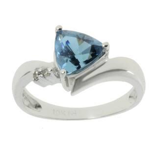 Michael Valitutti 10k White Gold Created Alexandrite and Diamond Accent Ring https://ak1.ostkcdn.com/images/products/9036766/Michael-Valitutti-10k-White-Gold-Created-Alexandrite-and-Diamond-Accent-Ring-P16235408.jpg?impolicy=medium