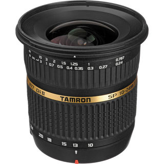 Tamron 10-24mm F/3.5-4.5 Di II Lens for Pentax DSLR Cameras
