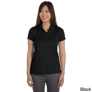 Izod Women's Performance Golf Pique Polo Shirt