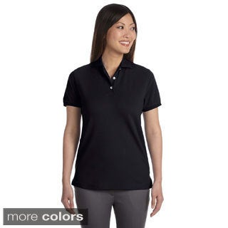Izod Women's Original Silk-wash Pique Polo Shirt (More options available)