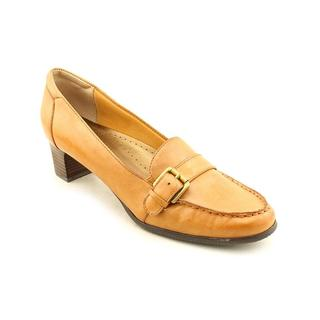 Trotters Women's 'Gwen' Leather Dress Shoes - Narrow (Size 10 )