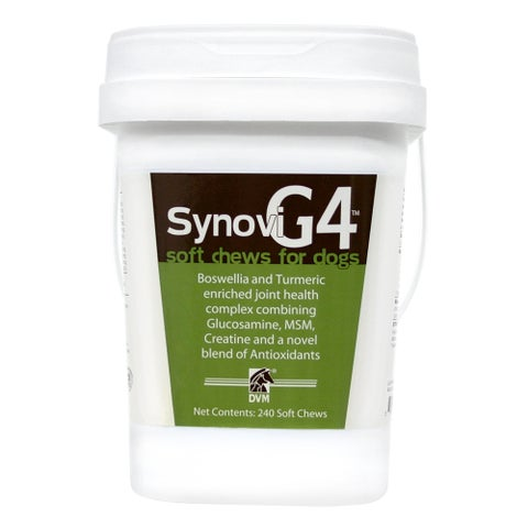 Synovi G4 Joint Health Supplements Soft Chews for Dogs