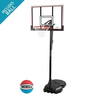 Lifetime Front Court 48-inch Portable Basketball System