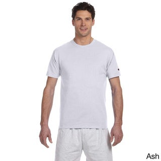 Champion Men's Tagless Crew Neck T-shirt