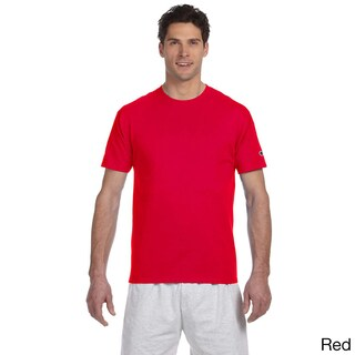 Champion Men's Tagless Crew Neck T-shirt (More options available)