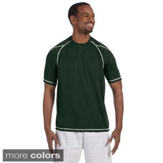 Champion Men's Double Dry T-shirt with Odor Resistance (4 options available)
