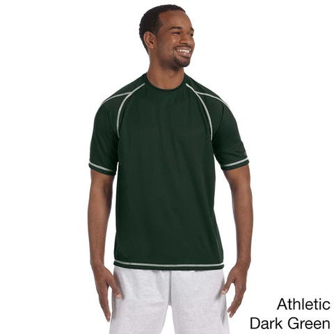 Champion Men's Double Dry T-shirt with Odor Resistance