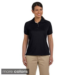Women's Dri-Fast Advantage Colorblock Mesh Polo