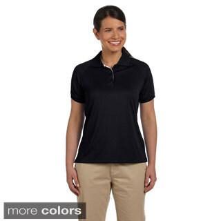 Women's Dri-Fast Advantage Colorblock Mesh Polo