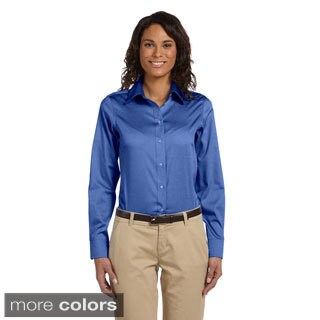 Women's Executive Performance Pinpoint Oxford Shirt