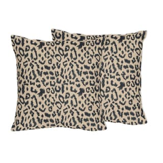 Sweet Jojo Designs Animal Safari Collection Throw Pillows (Set of 2)