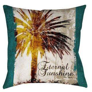 Eternal Sunshine 19-inch Indoor/ Outdoor Throw Pillow