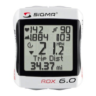 Sigma ROX 6.0 CAD 06171 Wireless Cycling Computer