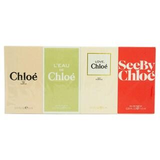 Parfums Chloe Variety Women's 4-piece Mini Gift Set