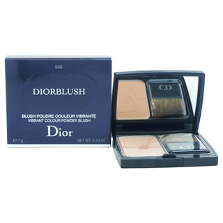 Diorblush Vibrant Colour Powder Blush # 849 Mimi Bronze