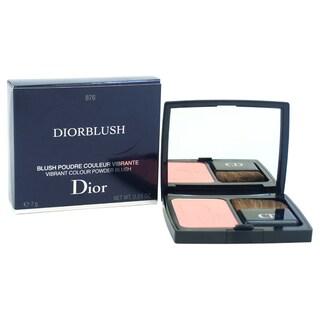 Diorblush Vibrant Colour Powder Blush # 876 Happy Cherry