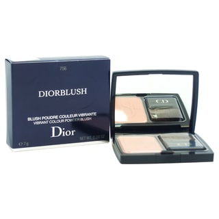 Diorblush Vibrant Colour Powder Blush # 756 Rose Cherie