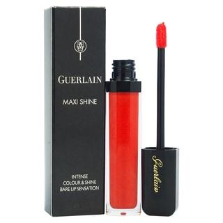 Guerlain Maxi Shine Lip Gloss # 420 Rouge Shebam