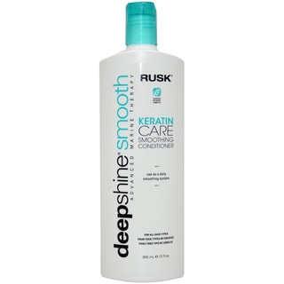 Rusk Deepshine Keratin Care Smoothing 12-ounce Conditioner
