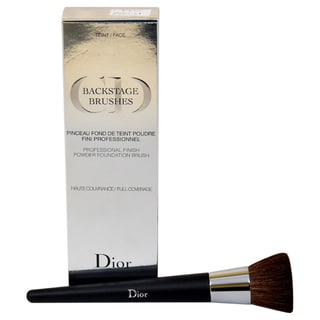 Dior Backstage Foundation Full Coverage Powder Brush