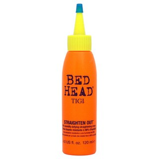 TIGI Bed Head Straighten Out 98-percent Humidity-Defying Straightening 4-ounce Cream