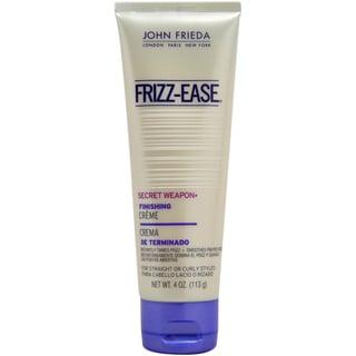 John Frieda Frizz Ease Secret Weapon Flawless Finishing 4-ounce Creme