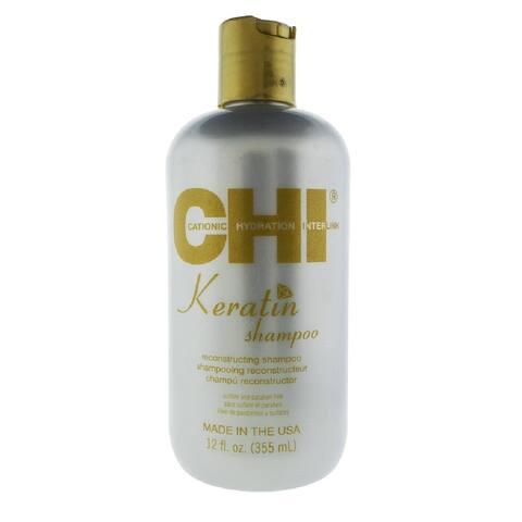 CHI Keratin Reconstructing Shampoo 12oz