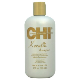 CHI Keratin Reconstructing 12-ounce Shampoo