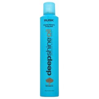 Rusk Deep Shine Oil Shaping Strong Hold 10.6-ounce Hair Spray