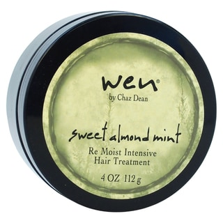 Wen Sweet Almond Mint Re Moist Intensive 4-ounce Treatment