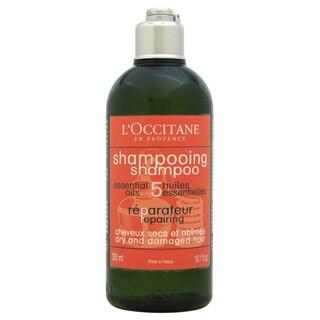L'occitane Repairing Dry & Damaged Hair 10.1-ounce Shampoo