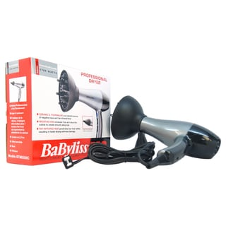 BaBylissPRO TT Tourmaline and Ceramic Professional Hair Dryer