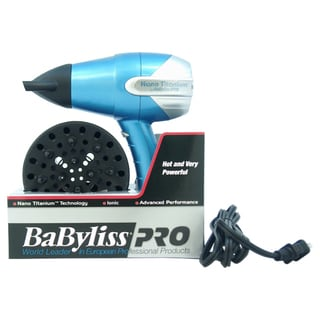 BaBylissPRO Nano Titanium Professional Hair Dryer