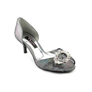 Nina Women's 'Crystah' Basic Textile Dress Shoes (Size 9 )