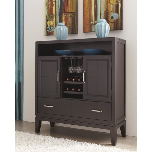 Signature Design By Ashley Trishelle Dining Room Server Free Shipping Today