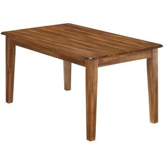 Signature Design by Ashley Berringer Rectangular Dining Room Table - Brown - N/A