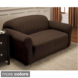 Innovative Textile Solutions Optics Loveseat Slipcover