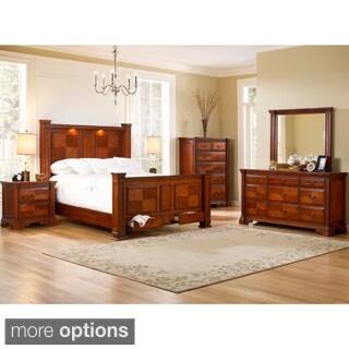 Smithfield 6-piece Cherry Bedroom Set