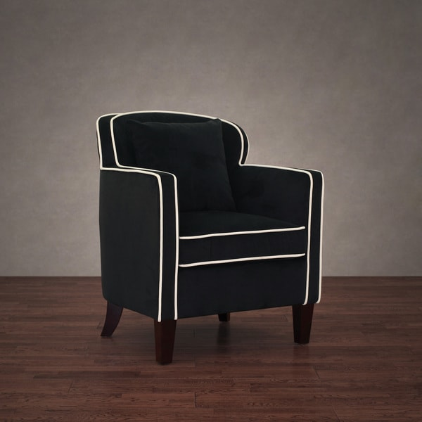 cream velvet armchair shop broadway black cream velvet arm chair free 13628 | Broadway Black Cream Velvet Arm Chair e9e1ef8e 85a1 4e04 b395 1f3eabb061c9 600