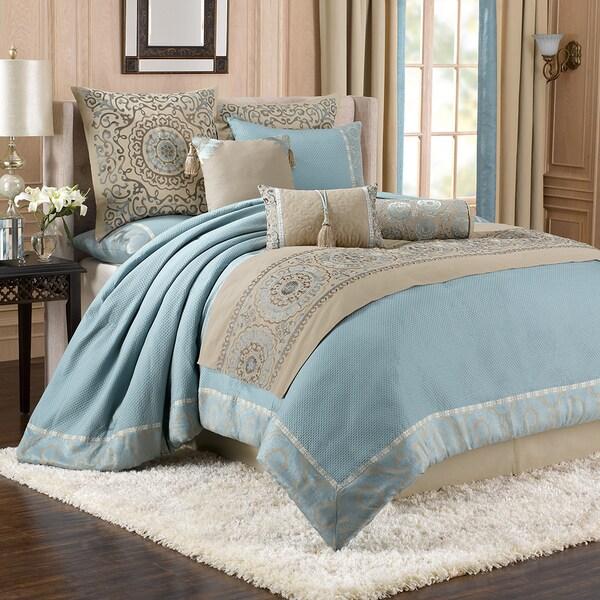 Bombay Nayana 5-piece Comforter Set with Bed Runner