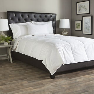 CozyClouds by DownLinens White Goose Down Comforter