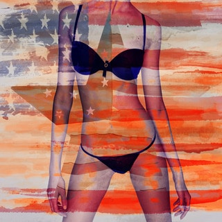 Marmont Hill Art Collective 'The Body' Canvas Art