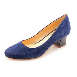 Cole Haan Women's 'Chelsea Hi.Flrd' Regular Suede Dress Shoes (Size 8.5 )