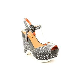 Via Spiga Women's 'Aubrey' Leather Sandals (Size 8.5 )