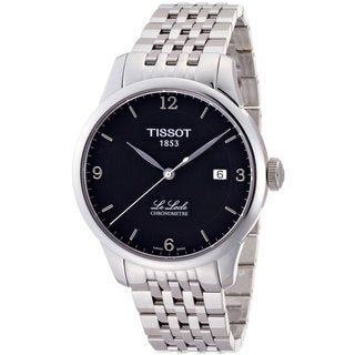 Tissot Men's 'Le Locle' Stainless Steel Watch