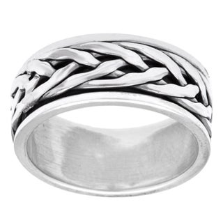 Irish Braided Love Knot Band (3 options available)