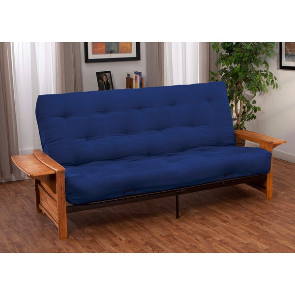 futon sofa bed ebay uk beds melbourne argos retractable tables transitional style queen size inner spring sleeper