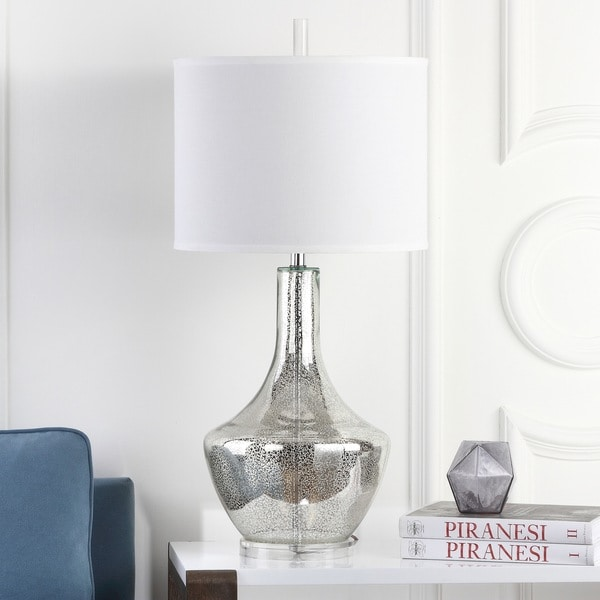 Safavieh Lighting Silver Mercury 33-inch Table Lamp