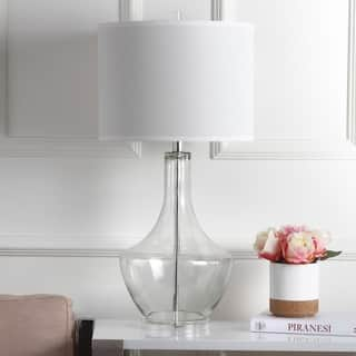 Glass Table Lamps For Less Overstock